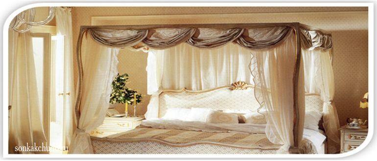 Как ставить кровать по фен-шуй - Запад